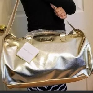 Micheal Kors Weekend Travel Duffle Bag NWOT!!